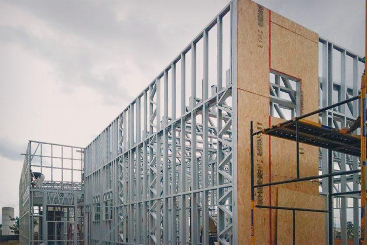 O que é Light Steel Framing