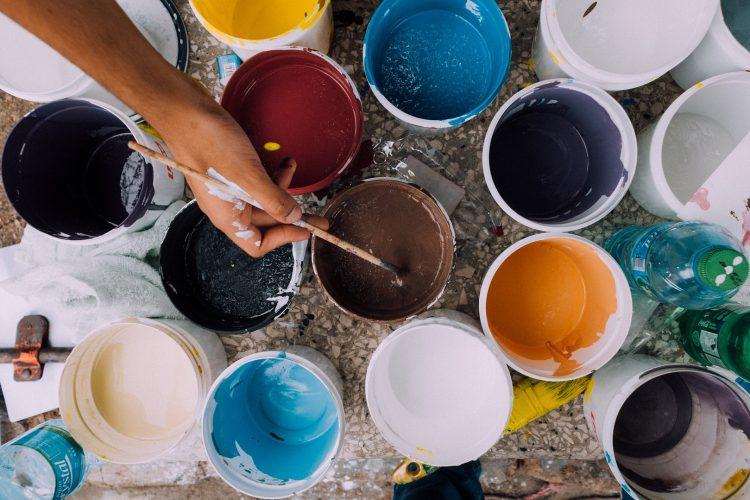 Como pintar a sua casa: receios e dicas
