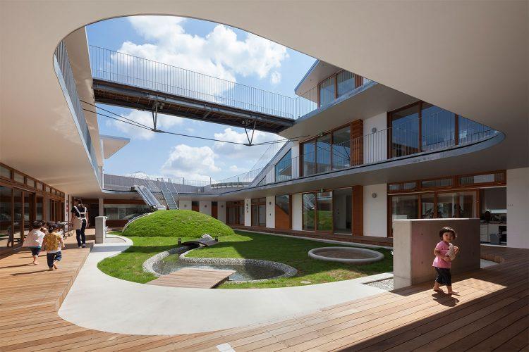 Arquitetura ao serviço das crianças