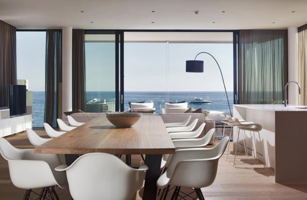 Casa de sonho na Croácia com o mar mesmo ali ao fundo …